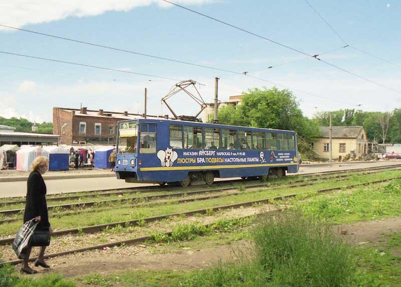 スモレンスクの路面電車/Smolensk